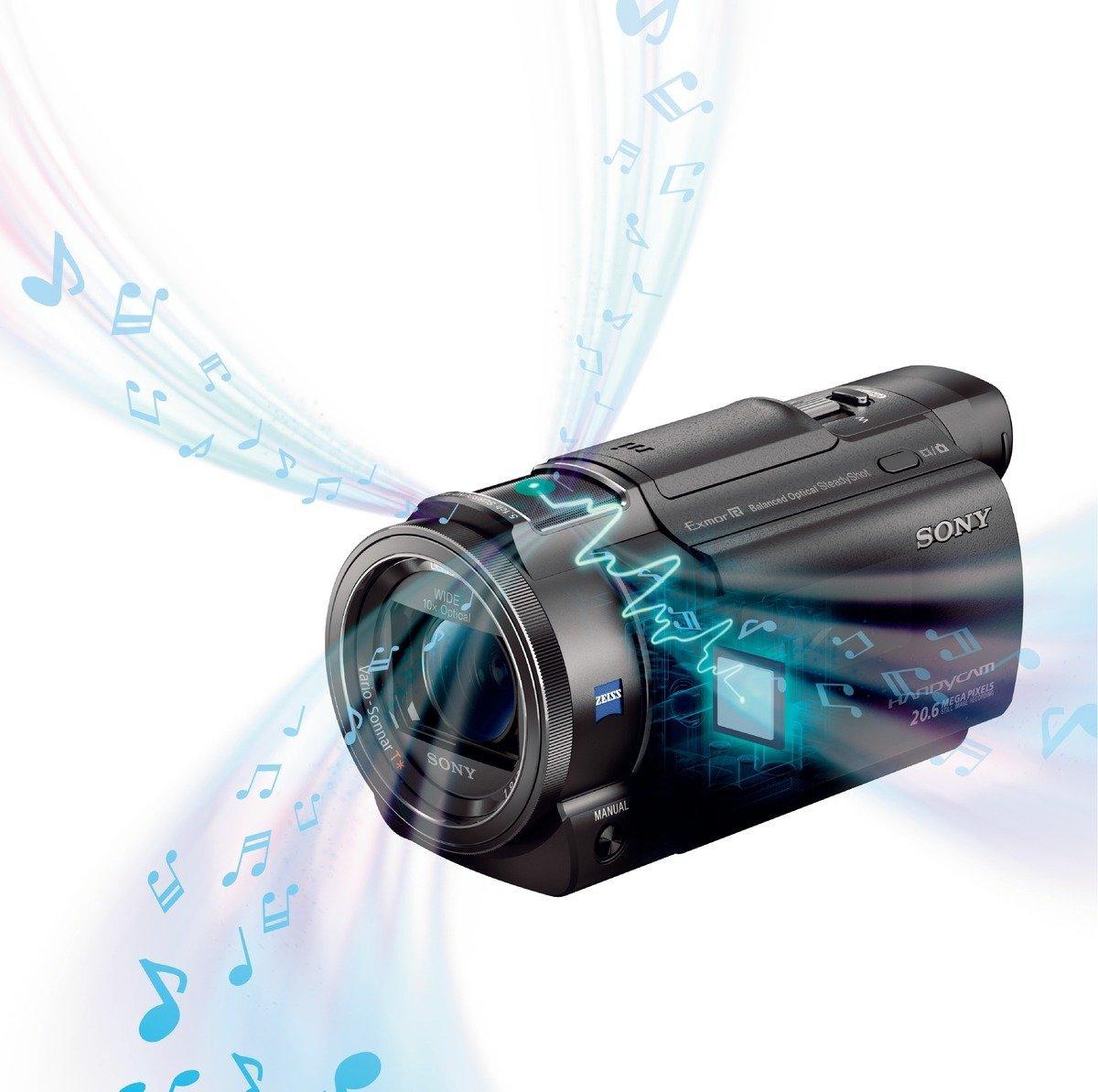 son camescope numérique Sony FDR RAX33