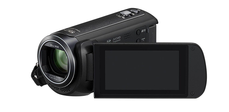 test et avis complet camescope numérique Panasonic HC-V380