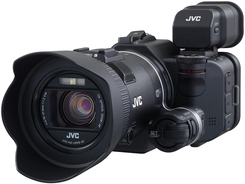 test et avis complet camescope numérique JVCGC-PX100BE