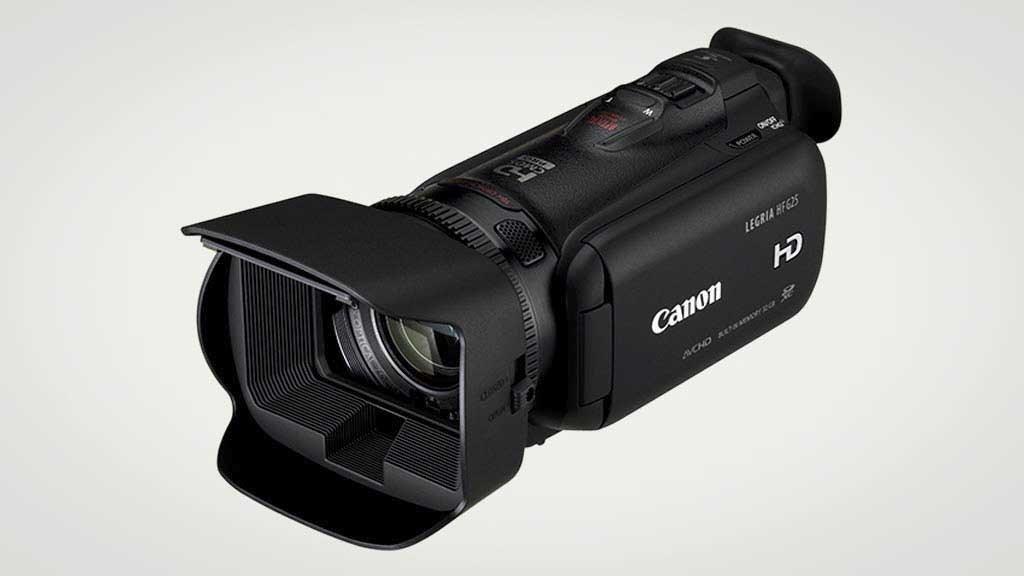 test et avis complet camescope haut de gamme canon legria hfg25