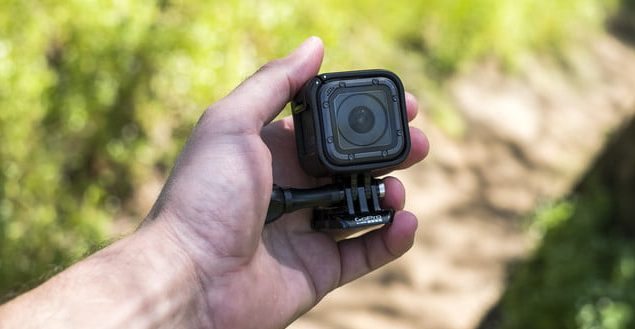 design gopro hero5 session