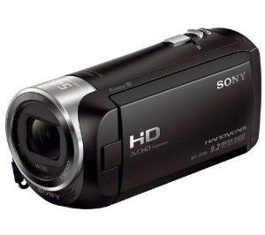 test et avis complet camescope numérique Sony HDR CX240