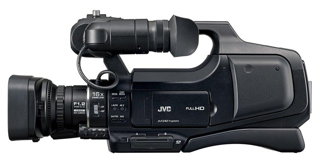 avis camescope JVC GY-HM70E