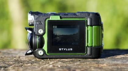 avis camera action Olympus TG Tracker