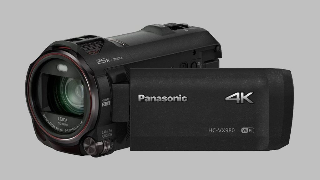 avis camescope Panasonic HC-VX980